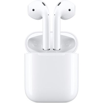 Apple AirPods with Charging Case (2nd Generation) audio apple