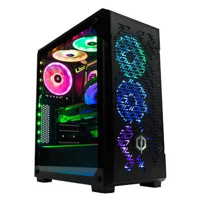 Cyberpower Overwatch Infinity, Gaming PC, Intel Core i7-9700KF - 8-Core, GeForce RTX 3060 12GB, 16GB RAM, 1TB SSD, 1TB HHD Gaming PC Cyber Power
