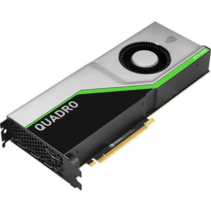 PNY Quadro RTX 6000 Graphic Card 24GB GDDR6 Full-height TAA Compliant Video Cards PNY Technologies