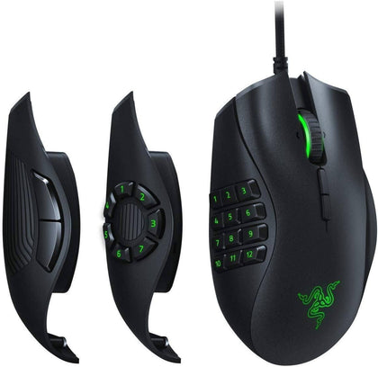 Razer Naga Trinity Final Gaming Mouse Gaming Razer