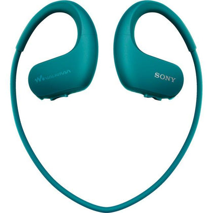 Sony Walkman NW-WS413 4 GB Flash MP3 Player - Blue Audio Electronics Sony Corporation