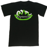 Reptanicals T-shirt - back