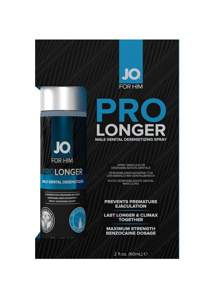 JO® PROLONGER SPRAY FOR HIM