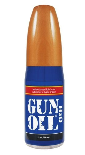 Gun Oil 4oz Water Based Lube
