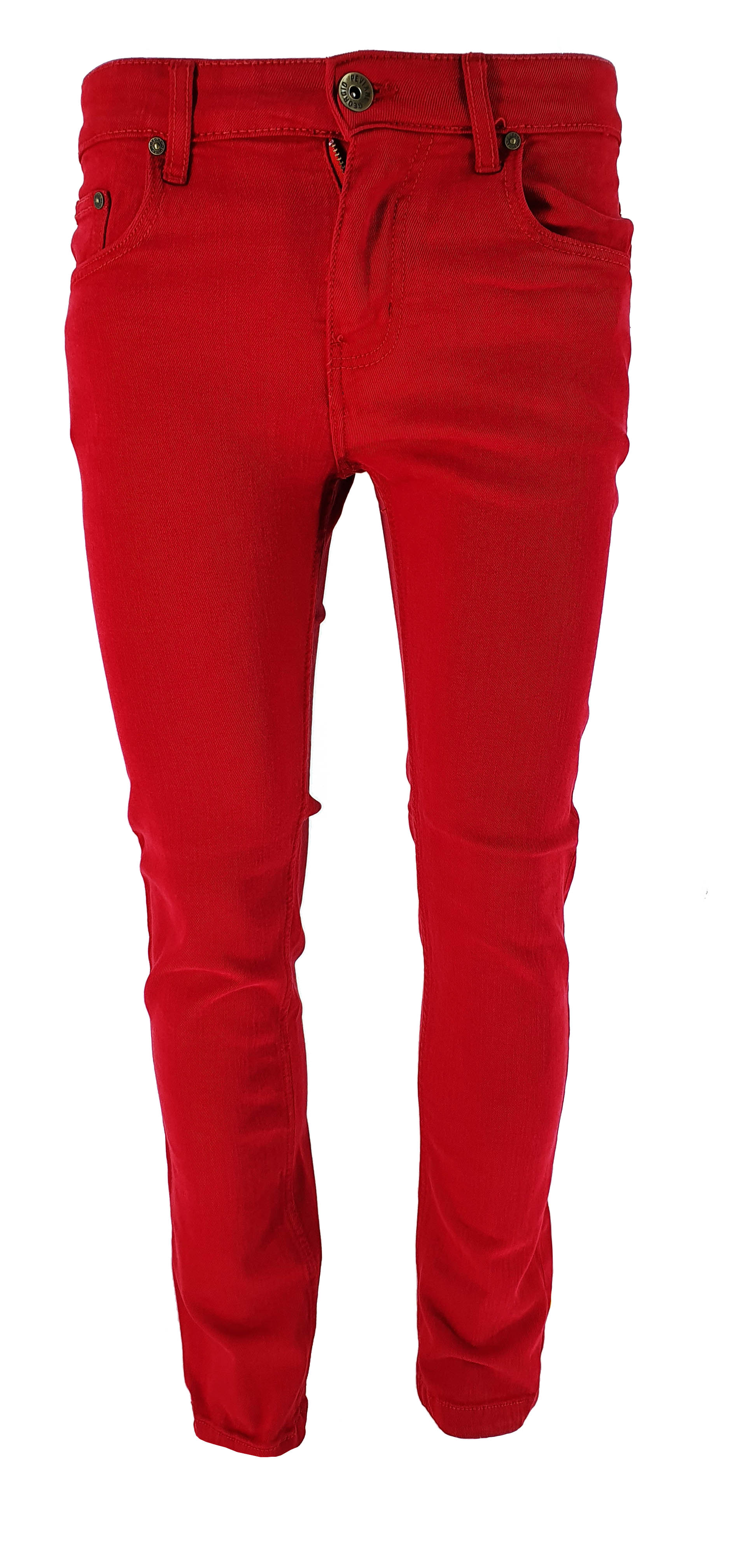 GP Red Stretch Fit Jeans
