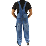 Peviani Blackfire Relaxed Fit Dungarees