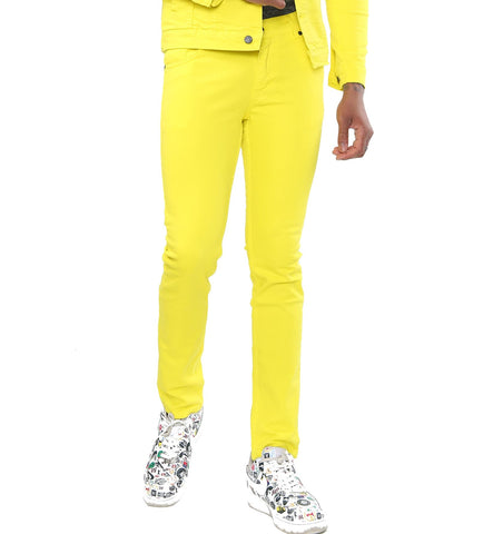 GP Yellow Denim Jeans