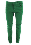 GP Green basic Slim Fit Denim - Georgio Peviani