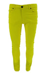 GP Yellow basic Slim Fit Denim - Georgio Peviani
