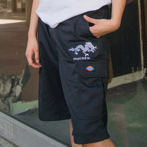 Dragon Cargo Shorts (Dickies)