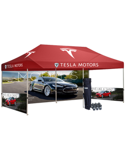 10'x20' Custom Tent Packages #1