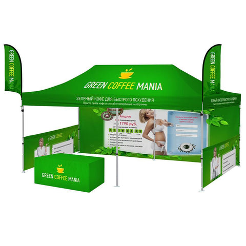 10'x20' Custom Tent Packages #3