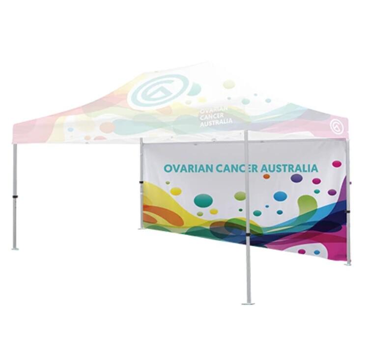 15' Canopy Tent Wall(Dye Sublimated)