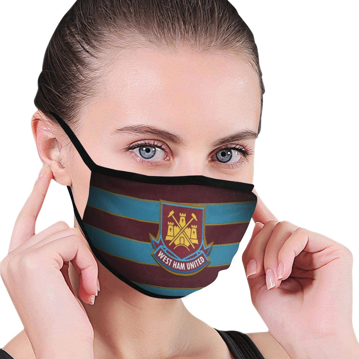 Custom Printed Masks Double-Sided (Dye-Sublimated)