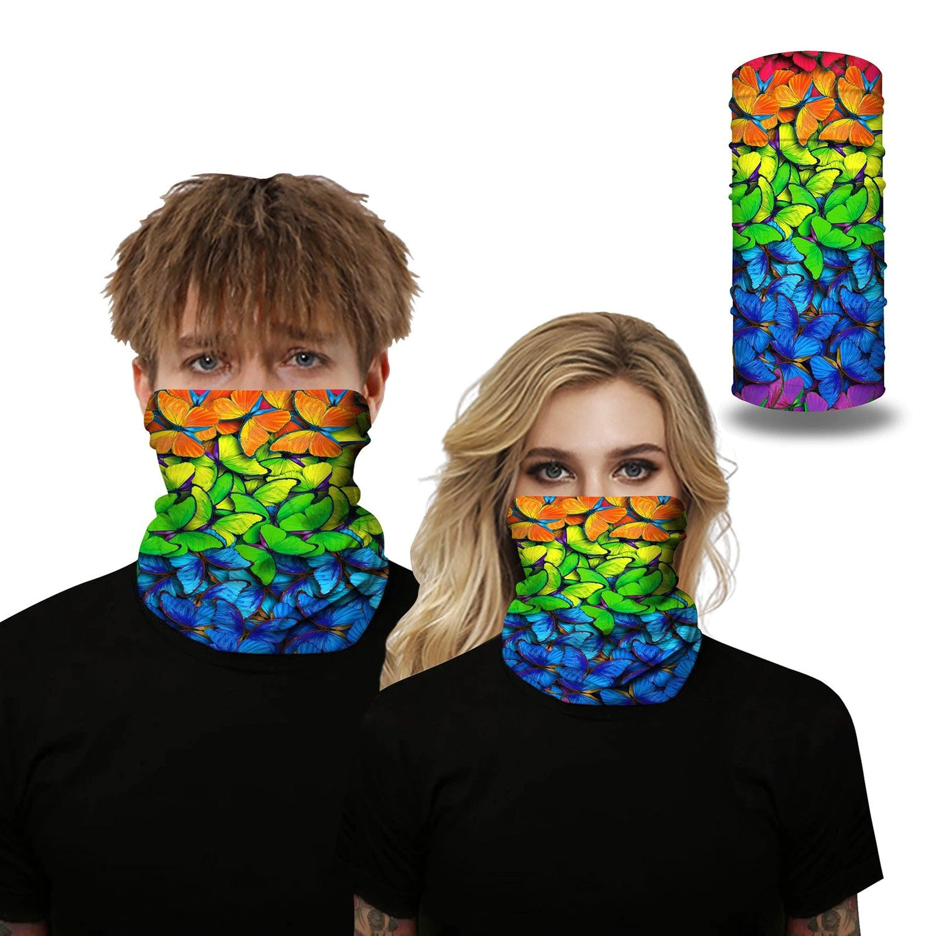 Custom Neck Gaiter (Dye-Sublimated)