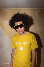 "Charger l'image dans la galerie, ""HO HO"" W Man T-Shirt 100% Organic Cotton - Sweet Banana Riders"