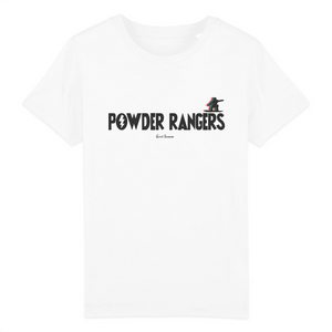 """Powder Rangers"" B Kids T-Shirt 100% Organic Cotton - Sweet Banana Riders"