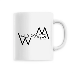 """Wild Powder"" Woman Mug - Sweet Banana Riders"