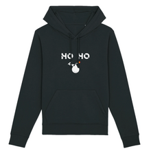 "Load image into Gallery viewer, ""HO HO"" W Man Sweatshirt Organic Cotton & Recycled Polyester - Sweet Banana Riders"