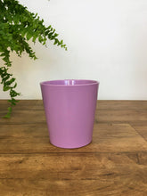 Load image into Gallery viewer, Pastel Round Pot - Mauve