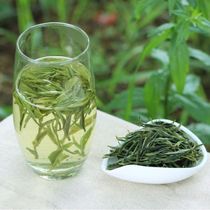 Huangshan Mao Feng Green Tea High Quality 2020 Early Spring Organic Fresh Maofeng Chinese Green Tea