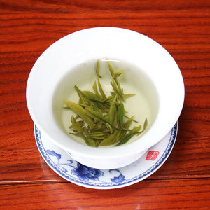 Chinese Anhui Huo Shan Huang Ya Yellow Tea Spring High Mountain Huoshan Yellow Buds