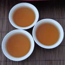 Load image into Gallery viewer, Handmade Fried Tea Oolong Tea China Pingshang Strong Aroma Chao Cha Traditional Flavor 250g