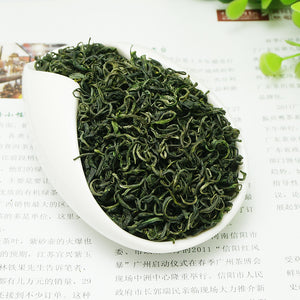 China High Mountains Yunwu Green Tea Real Organic New Early Spring Tea for Weight Loss Green Food Health Care