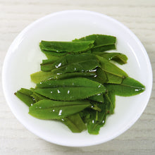 Load image into Gallery viewer, Chinese AnHui Organic Spring Melon Slice Liu An Gua Pian Chinese Green Tea Leaf