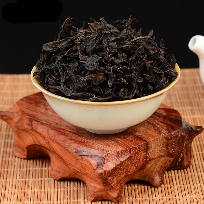 250g China Big Red Robe Oolong Tea The Green Food Wuyi Rougui Tea for Health Care Lose Weight