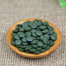 Load image into Gallery viewer, 100% Chinese Yunnan Green Organic Spirulina Natural Pills Anti-fatigue Enhance-immune Slim Spirulina Tablets