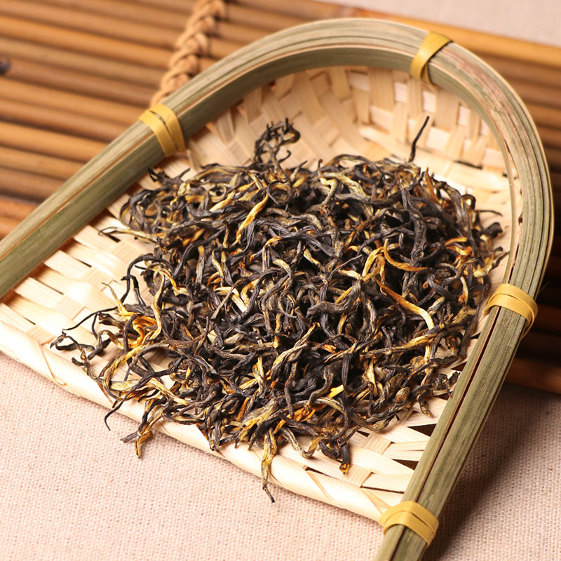 Guangdong Yingde Black Yinghong No.9 Tea Yingteh British Chinese Organic