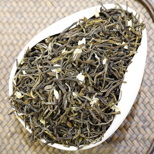 2020 China Jasmine Flower Green Tea Real Organic New Early Spring Jasmine Tea for Weight Loss Green Food Health Care