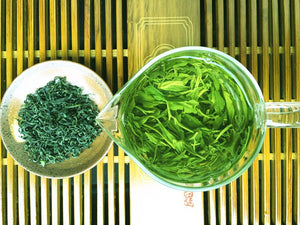 2020 Maojian Green Tea Help Weight Loss New Spring China Xinyang Mao Jian Tea