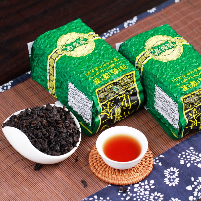 250g Black Oolong Tiekuanyin Lose Weight Tea Superior Oolong Tea Organic Green Tiekuanyin Tea for Loose Weight China Green Food