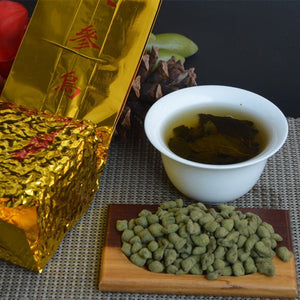 2020 250g Free Shipping Famous Health Care Tea Taiwan Dong Ding Ginseng Oolong Tea Ginseng Oolong Ginseng Tea  Gift