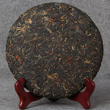 Load image into Gallery viewer, 2018/2019 Yunnan Old Tree Black Tea Dianhong Feng Qing Red Tea Cake 357g