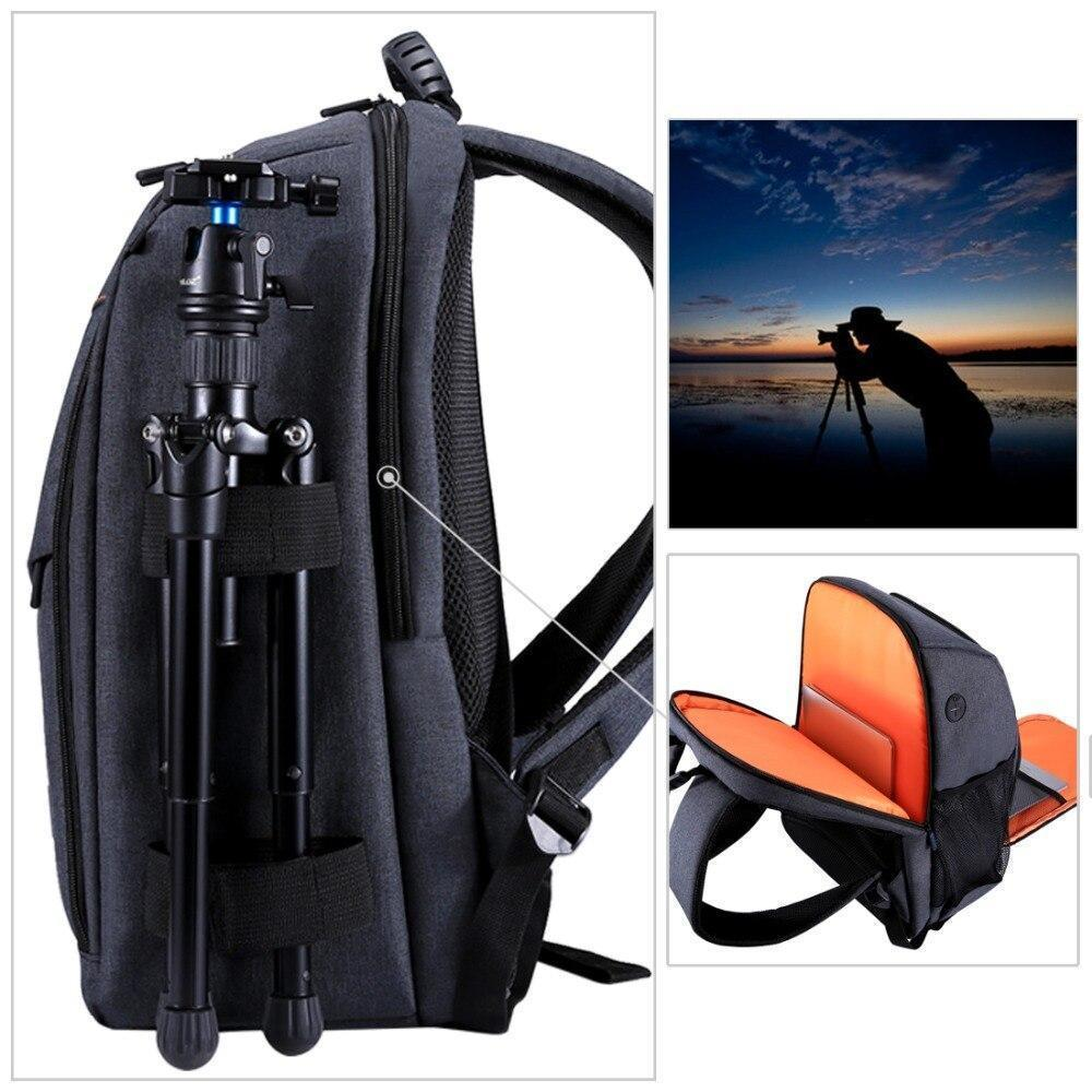 Portable Dual Shoulder Camera Backpack