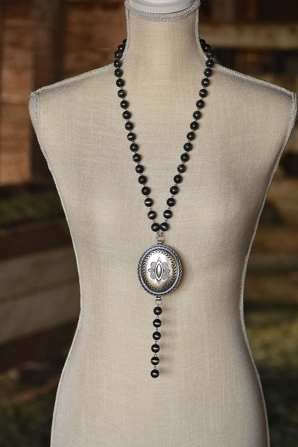 The Cami Concho Necklace
