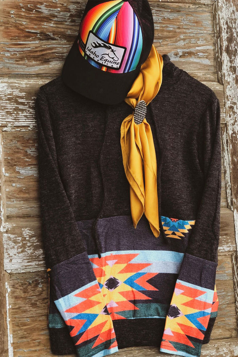 The Ardell Aztec Hoodie