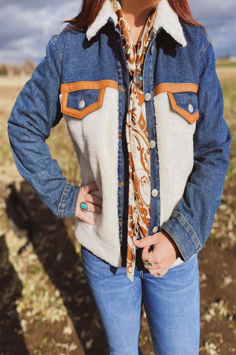 The Dry Creek Denim Jacket