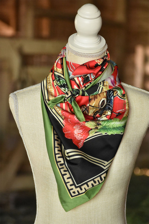 The Fashion Express Scarf