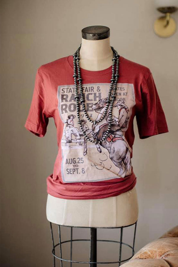 The Ranch Rodeo Tee
