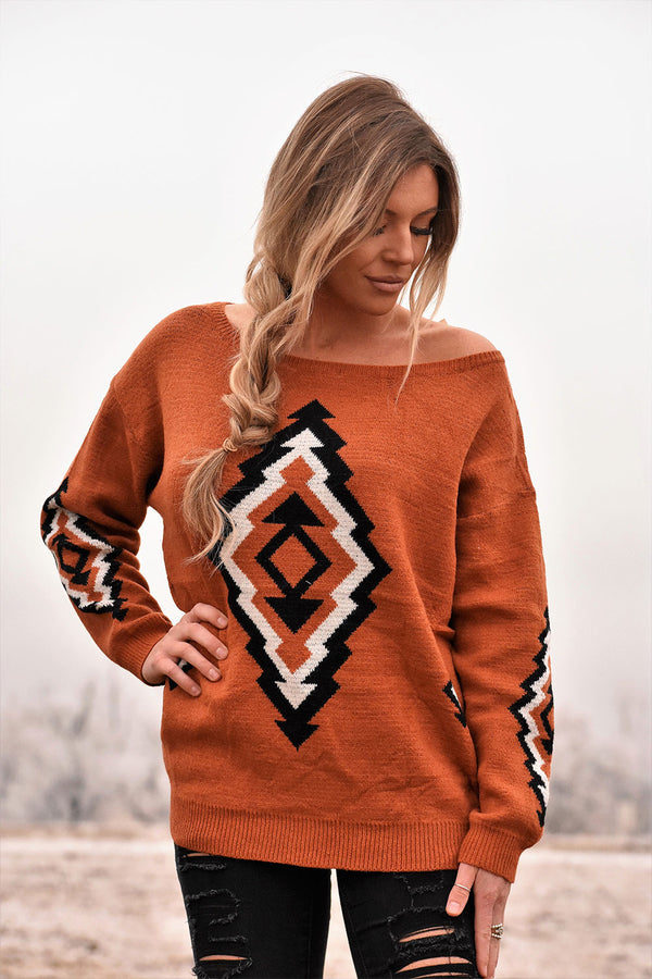 The Rancho Sweater