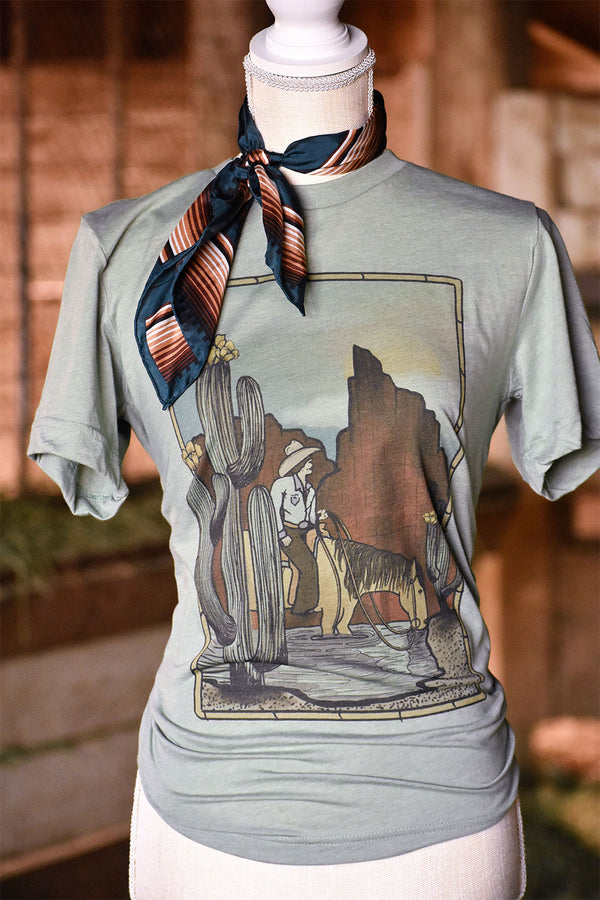 The Thirsty Horse Tee