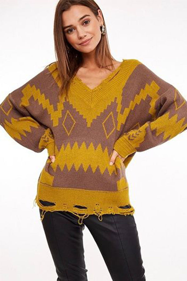 The Yellowstone Sweater