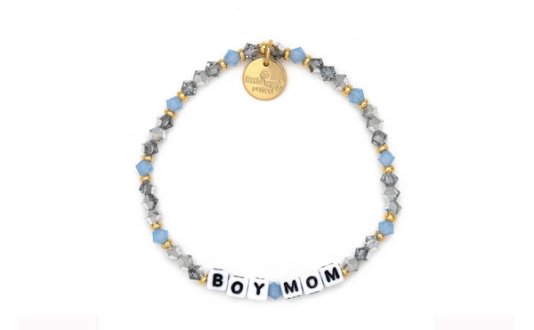 5-BOY-COR Boy Mom Bracelet