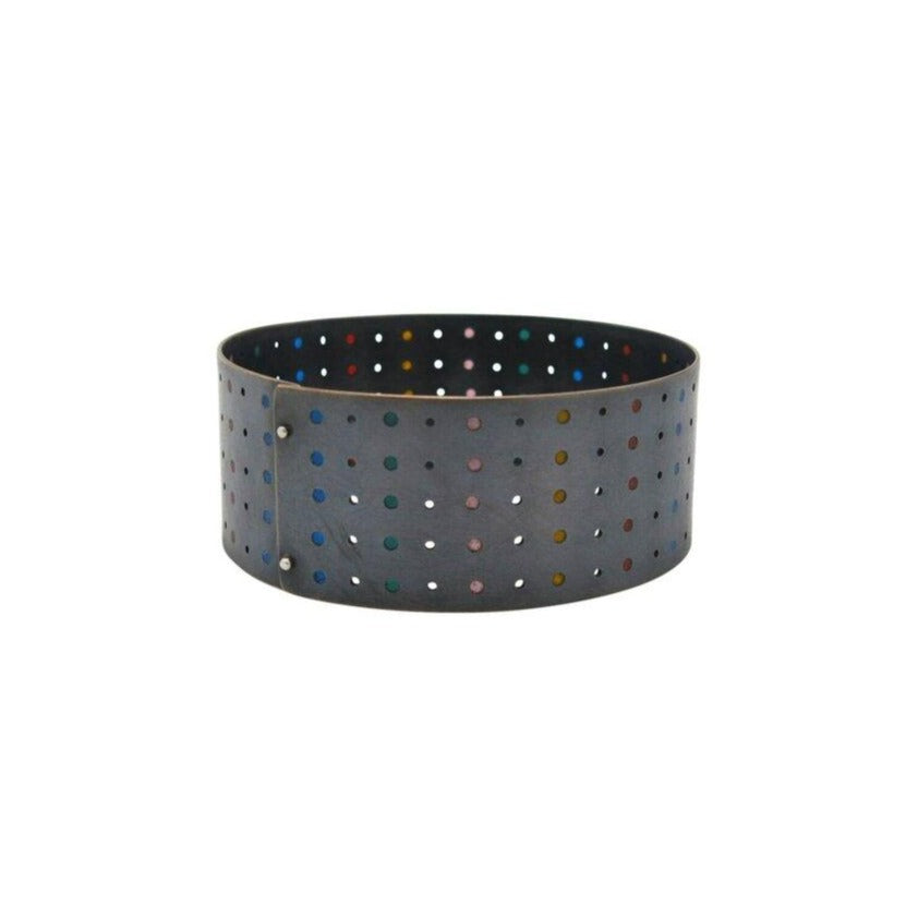 Plique Collar Bangle