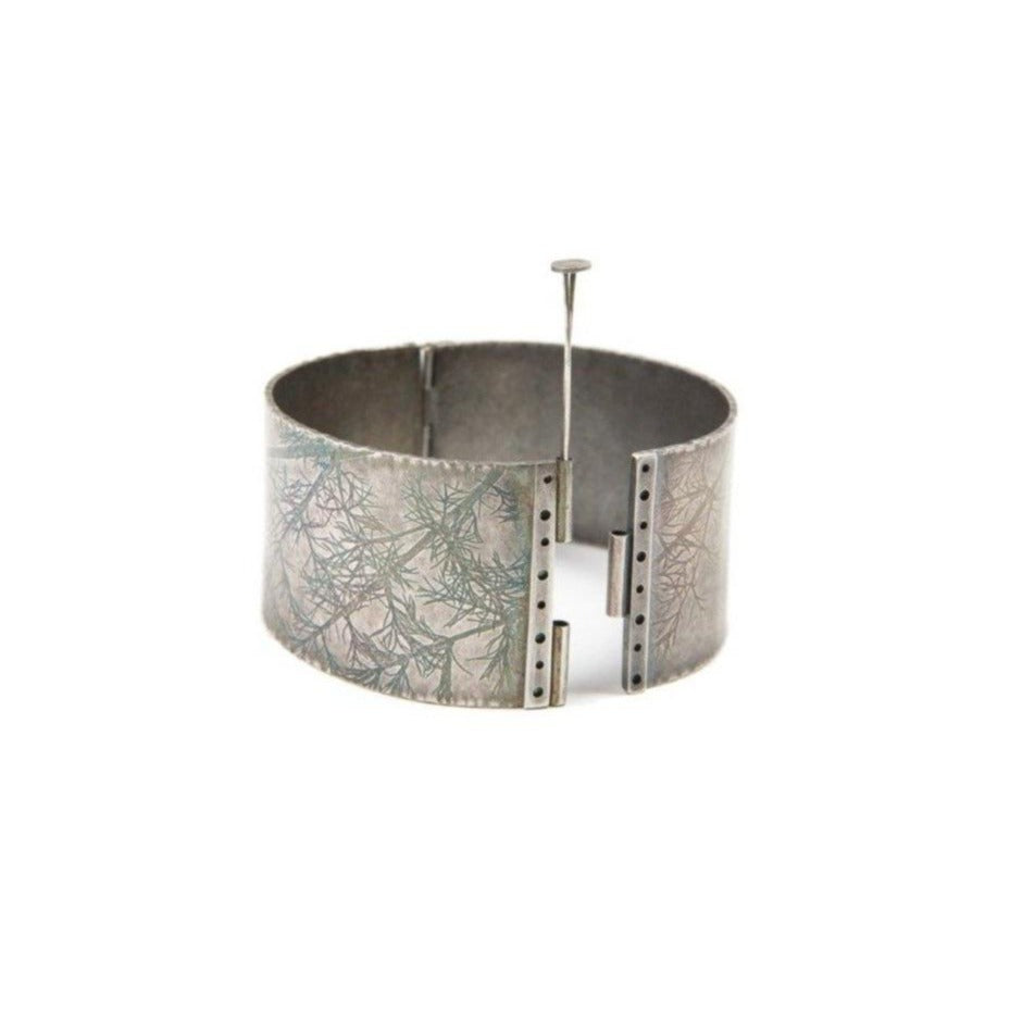 Fennel Hinged Cuff