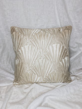 Load image into Gallery viewer, Champagne Shell Cushion Cover